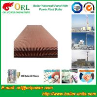 Quality Longitudinal Membrane Water Wall Thermal Insulation ISO9001 Certification wholesale
