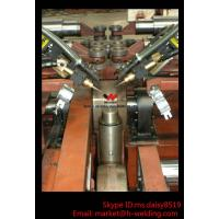 Cheap Full Automatic H Beam Welding Line For Assembly / Welding / Straightening for sale
