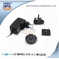 Quality Universal Power Adaptor 12v 5mA Max 47Hz - 63Hz Input frequency with Four Types Plug wholesale
