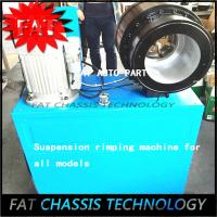 Quality Hydraulic Hose Crimping Machine for BMW 7 Series Air spring Suspension TS16949 wholesale