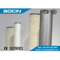 Quality Natural gas liquid separation Cartridge Filter Element for gas separation filtering system wholesale