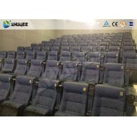 Quality SV Movie Theater Seats Sound Vibration / Special Effect For Theater Equipment wholesale
