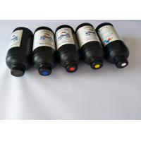 Quality Inkjet Printer Ink Series Solvent Ink Cartridges No Solvents Penetrate 1 Litre wholesale