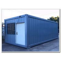 Quality Mobile Prefab Container Living Room House with Steel Frame Structure and Sandwhich Panel Low Cost Made in China wholesale