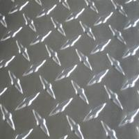 Cheap Anti Rust Aluminum Diamond Plate Sheets For Building Exterior Decoration ISO9001 for sale