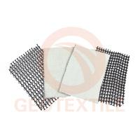 Quality White / Black Board Geocomposite Drainage Net HDPE Material For Foundation Wall wholesale
