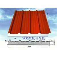 China 0.2mm Metal sandwich Flat Composite Panels with strong adhesion on sale