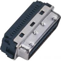 Quality WCON 1.27mm 14~100P Computer Pin Connectors IDC Ribbon Type For Cable wholesale