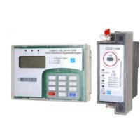 Quality Single Phase Split Din Rail Prepayment Power Meter With CIU Pole Mounting wholesale