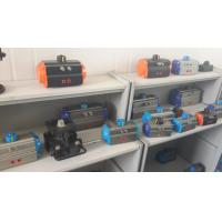 Quality rack and pinion pneumatic actuators for swagelok ball valves pneumatic actuator components wholesale