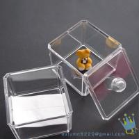 Quality acrylic cosmetic counter organizer wholesale
