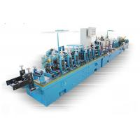 China Galvanized Steel Stainless Steel Coil Tube Milling Line with Argon Welding on sale