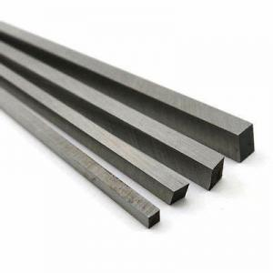 Quality ASTM 99.95% Pure Tungsten Flat Bar For Vacuum Furnace wholesale