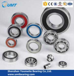 China C3 clearance Deep Groove Ball Bearings wardrobe sliding door wheels 6001 2Z bearing on sale