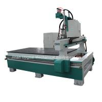 Cheap Low Cost CNC Engraving Machine with Auto Tool Changing/3 Tools Changing/Servo for sale