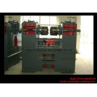 Quality 80mm Flange H Beam Straightening Machine In H Beam Automatic Production Line wholesale