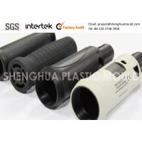 Quality Plastic Injection Overmolding Rigid Plastic Handle with Rubber Hand Grip OEM Manufactured wholesale