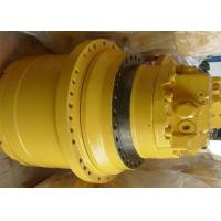 Quality Final Drive Components Travel Motor TM18VC-02 131kgs Yellow For Hyundai R130-7 R135-7 wholesale