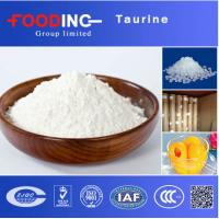 Buy cheap CAS 107-35-7 Pure Taurine Powder 2- Aminoethanesulfonic Acid Sports Nutrition Food Additives product