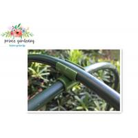 Quality Heavy Duty Green Flower Garden Plant Supports Stake With Plastic Coated wholesale
