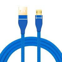 Quality Fast Charging USB Data Cable Nylon Braid Material 8 Pin For IPhone wholesale