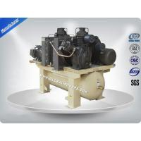 China Stationary Air Compressor Air Cooled / Industrial Horizontal Air Compressors on sale
