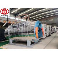 Quality Energy Saving Industrial Oil Gas Steam Boiler Fully Automatic Fire Tube For Heating wholesale
