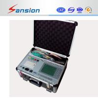 China High Precision Metal Oxide Lightning Arrester , Three Phases Surge Test Equipment on sale