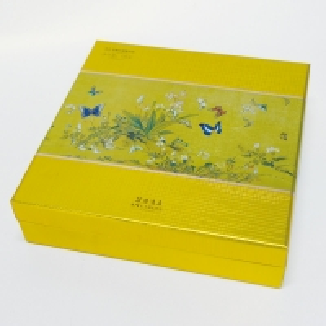 China 4C Offset Printing 0.5kg Moon Cake Food Grade Cardboard Boxes on sale