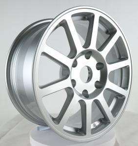 China 16 17 18 inch via jwl tuv standard aluminium alloy wheels 139.7 beadlock on sale