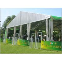 300 people white sunshade outdoor event tent party festival event