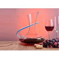Quality Single Glass Wine Decanter wholesale