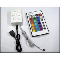 Quality DC 12V / 1 channel / 8A Wireless RGB LED Strip Lamp Single Controllers Dimmer wholesale
