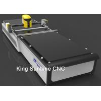 Buy cheap Straight Knife  Automatic Fabric Cutter Garment Cutting Machine 60m / Min product