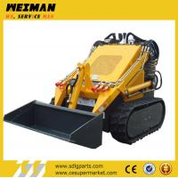 Quality Mini rubber tracked skid steer loader wholesale