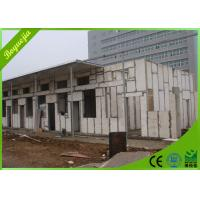 Quality Interior Exterior Wall Precast Concrete Sandwich Panels , 3.5Mpa Anti Pressure wholesale