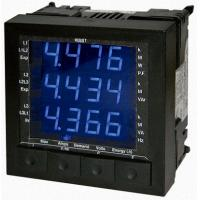 Quality 45-55Hz or 60Hz RS485 and Modbus Three-phase LCD Ammeter Power Meter wholesale