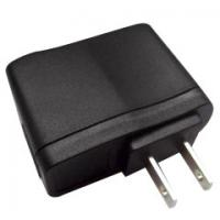 Quality Portable USA plug 5V 2A USB Adapter with CE certifications wholesale