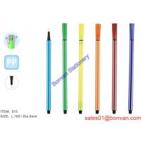 China fine tip Hot selling slim art drawing paint marker for kids and student on sale