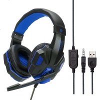 China LED Gaming Headset With Microphone on sale