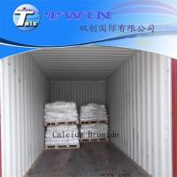 China Dihydrate Calcium Bromide for oil drilling Cas:7789-41-5 on sale