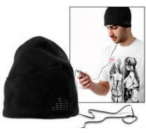 Quality Music Hat ,Sound hat,speaker hat wholesale