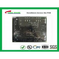 Quality Black Solder Mask Quick Turn Pcb Assembly 2 Layer Fr4 1.6mm Lead Free Hasl wholesale