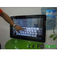 """Buy cheap 32"""" Interactive Touch Screen Kiosk , PC Information Checking Machine product"""