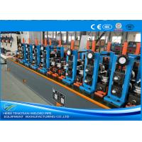 Quality Friction Saw Cutting SS Tube Mill Machine Worm Gearing Customized Heavy Duty wholesale