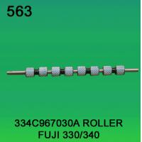 334C967030A ROLLER FOR FUJI FRONTIER 330,340 minilab