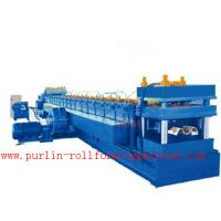 Quality 4mm Thickness Guardrail Forming Machine For Making Highway Barrier According to ANSI wholesale