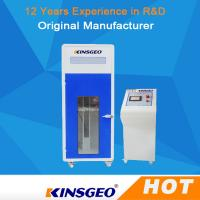 Quality PLC Control Air Pressure Battery Test Chamber Free Drop Testing Machine wholesale