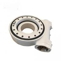 China Manufacturer Stable supplied hydraulic worm gear slew drive on sale