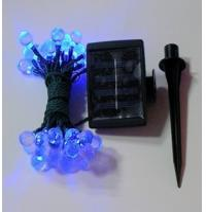 Quality Solar Panel Power 0.3W Color IP65 Flexible Led Strip Lights Christmas Halloween Lighting wholesale